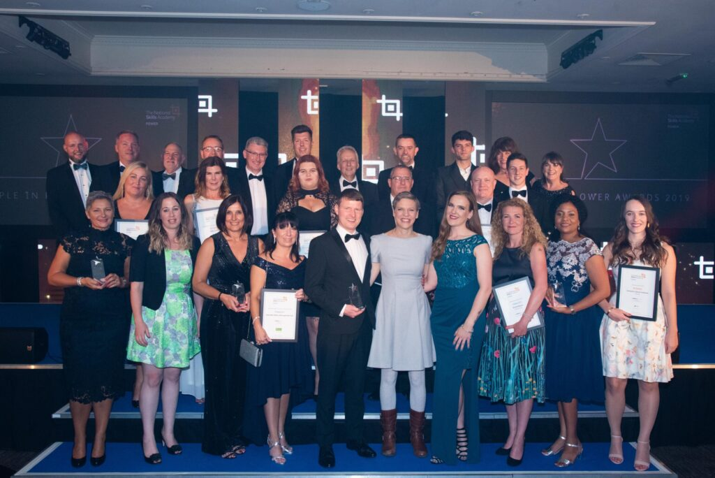 award winning gender diversity training programmes