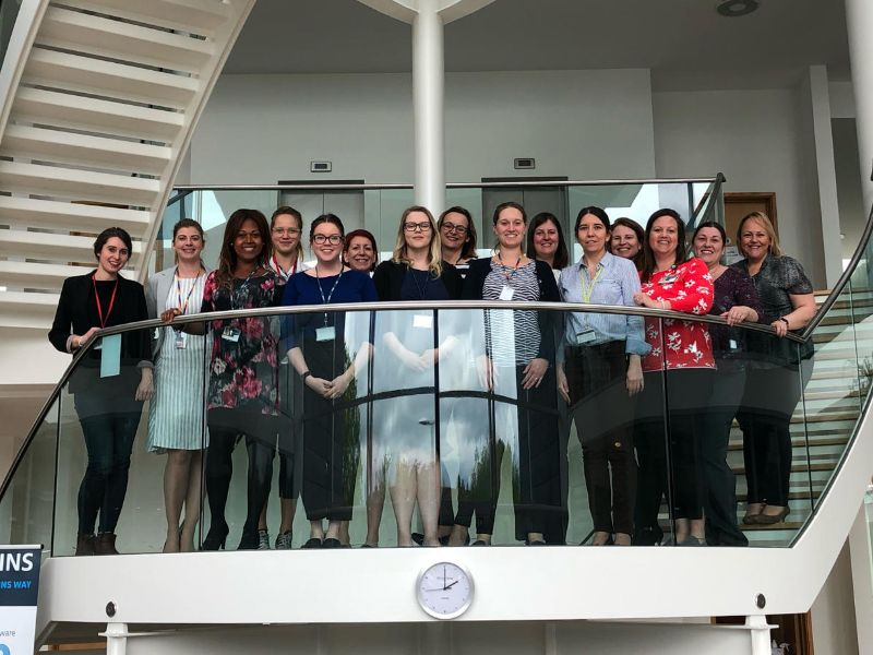 diversity coaching team for UK business