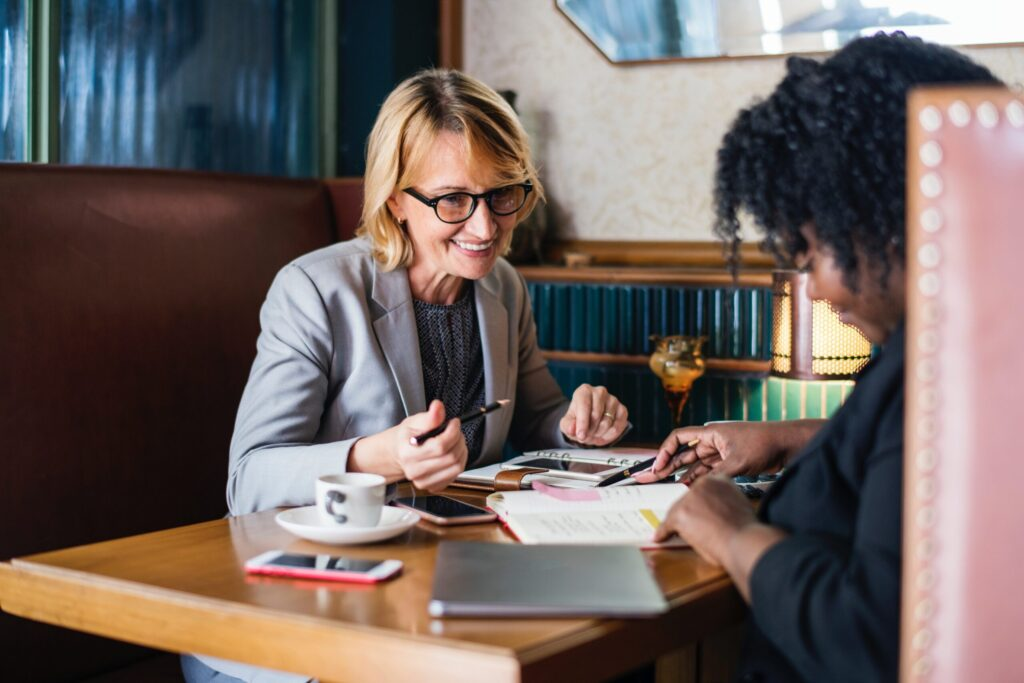 gender diversity mentoring and training